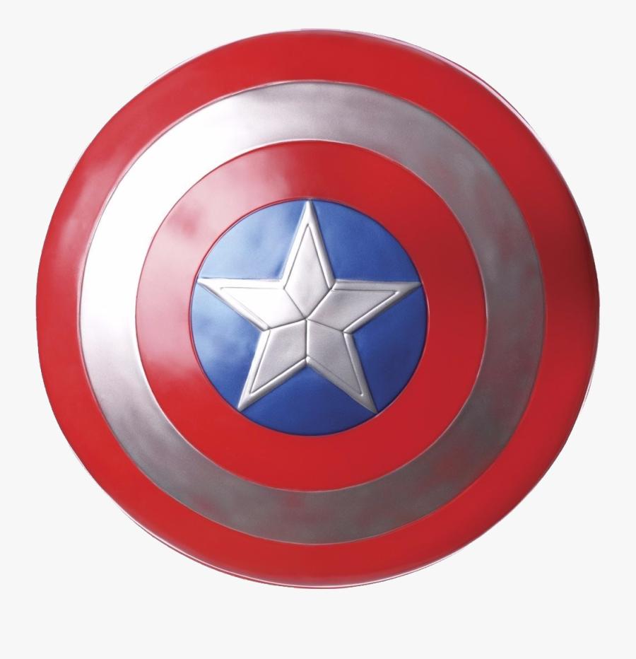Captain America Shield Png - Escudo De Juguete Del Capitan America, Transparent Clipart