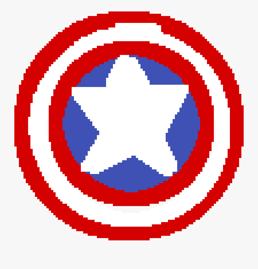 Captain America Shield Animated Gif, Transparent Clipart