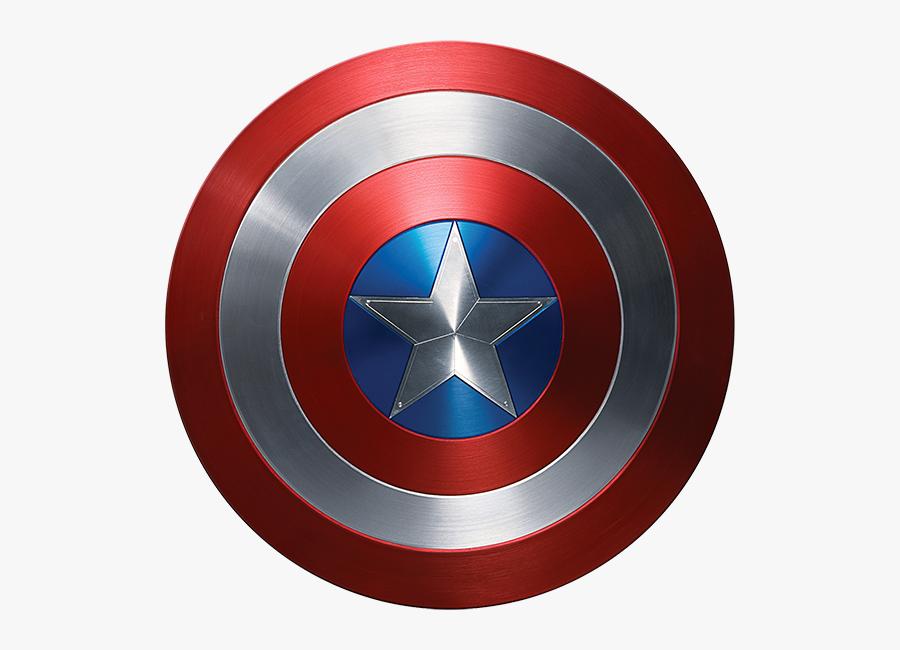 Transparent Captain America Title Png - Captain America Shield Png, Transparent Clipart