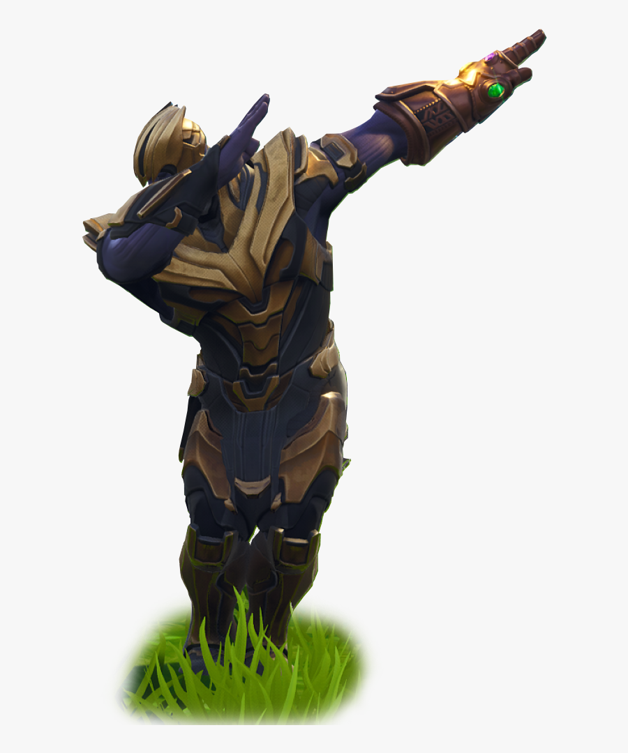 Fortnite Thanos Dab Png Image Thanos Dab Png Free Transparent Clipart Clipartkey