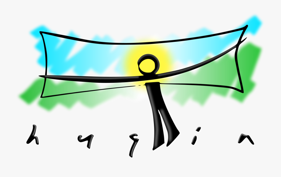 Hugin Logo, Transparent Clipart