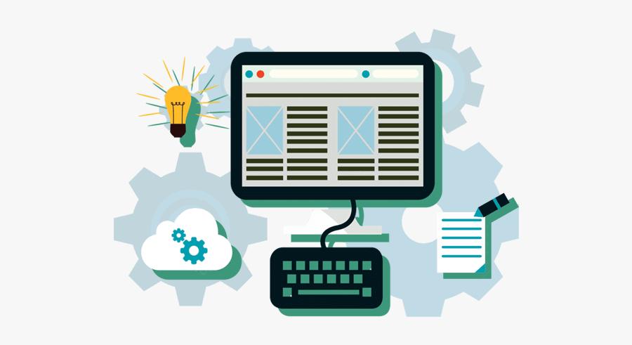 Software Development Clipart Software Designer - Website Marketing, Transparent Clipart