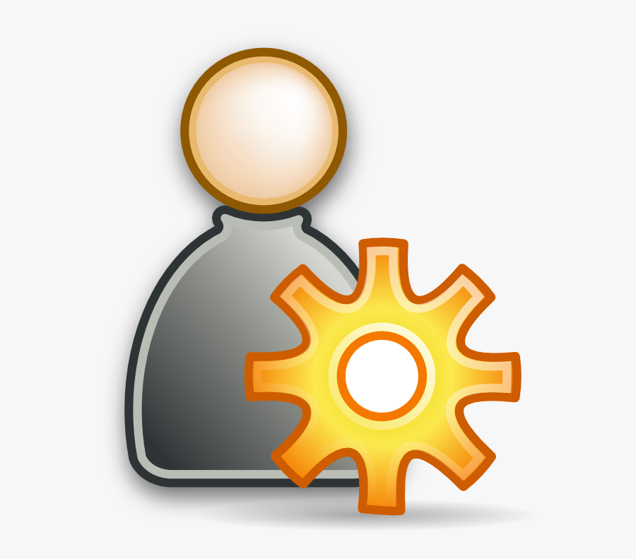 Admin Group User Clip - Admin Icons, Transparent Clipart