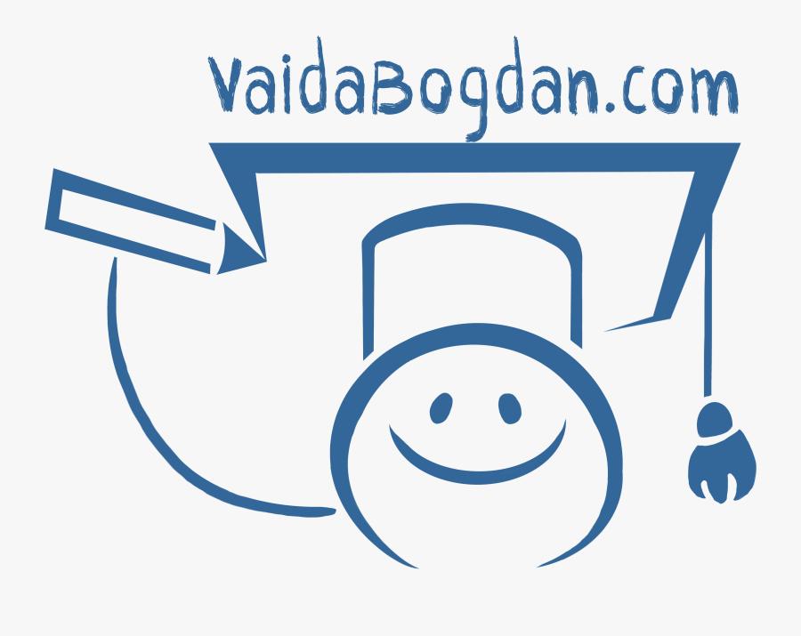 Bogdan Vaida - Smiley, Transparent Clipart