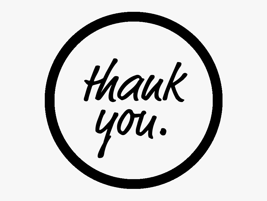 Thank You Png Icon - Thank You Icon Free, Transparent Clipart