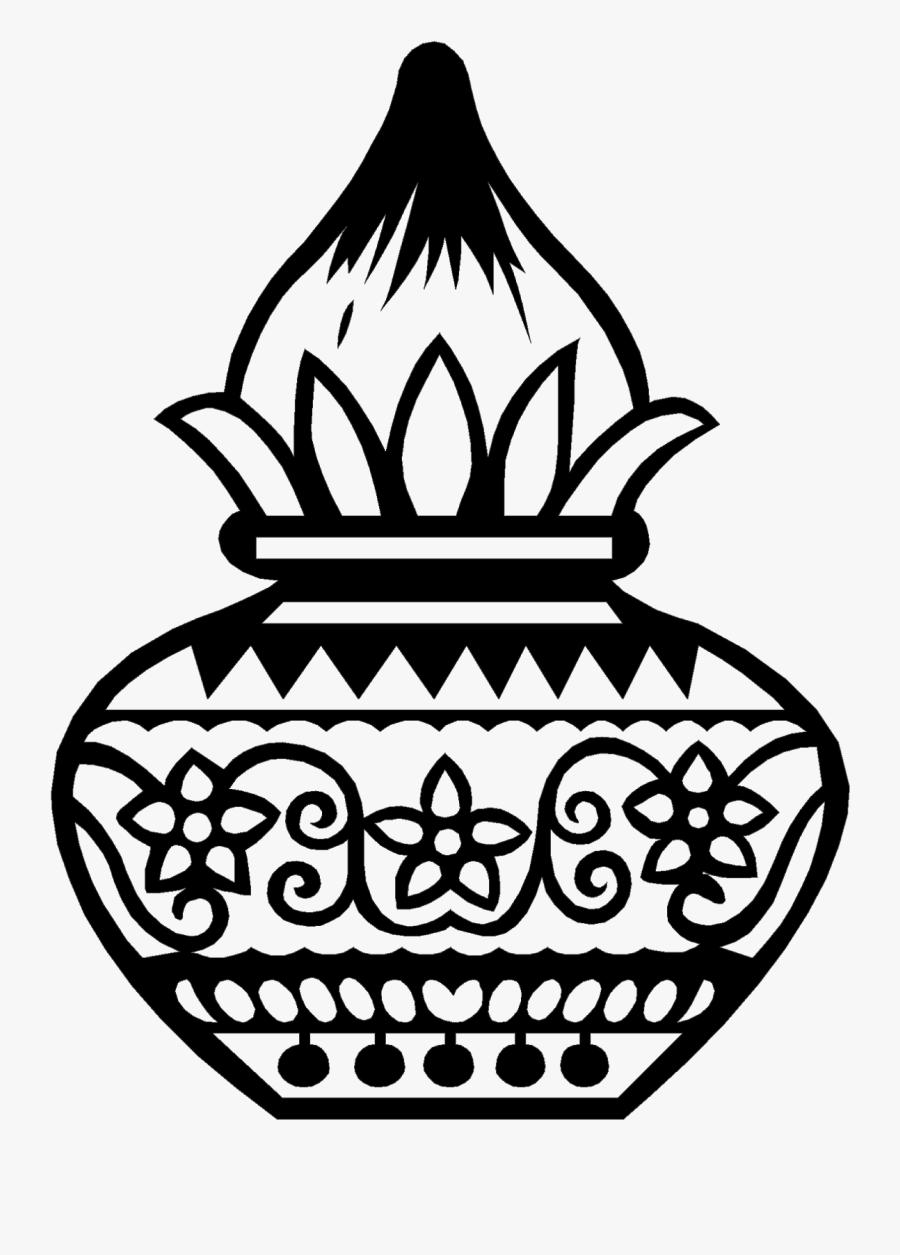 Kalash Clipart, Transparent Clipart