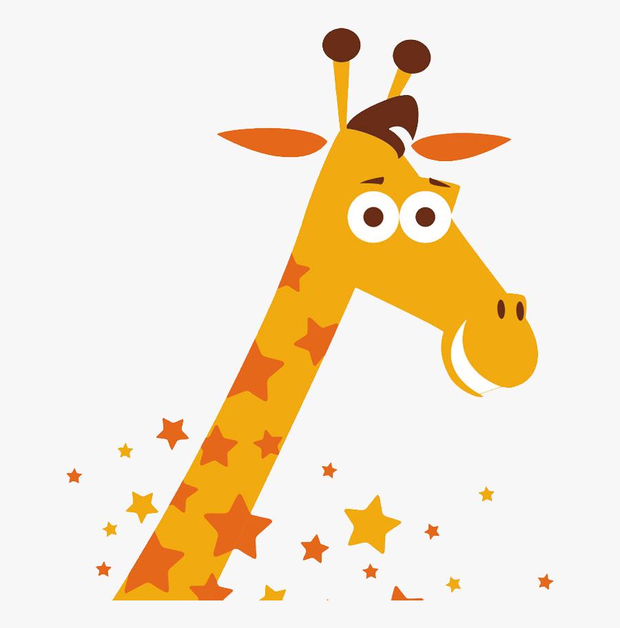 Geoffrey - Toys R Us Giraffe Transparent, Transparent Clipart
