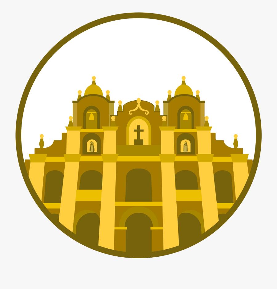 Commons Clipart Gurdwara - Santuario Del Sto Cristo Parish Logo, Transparent Clipart