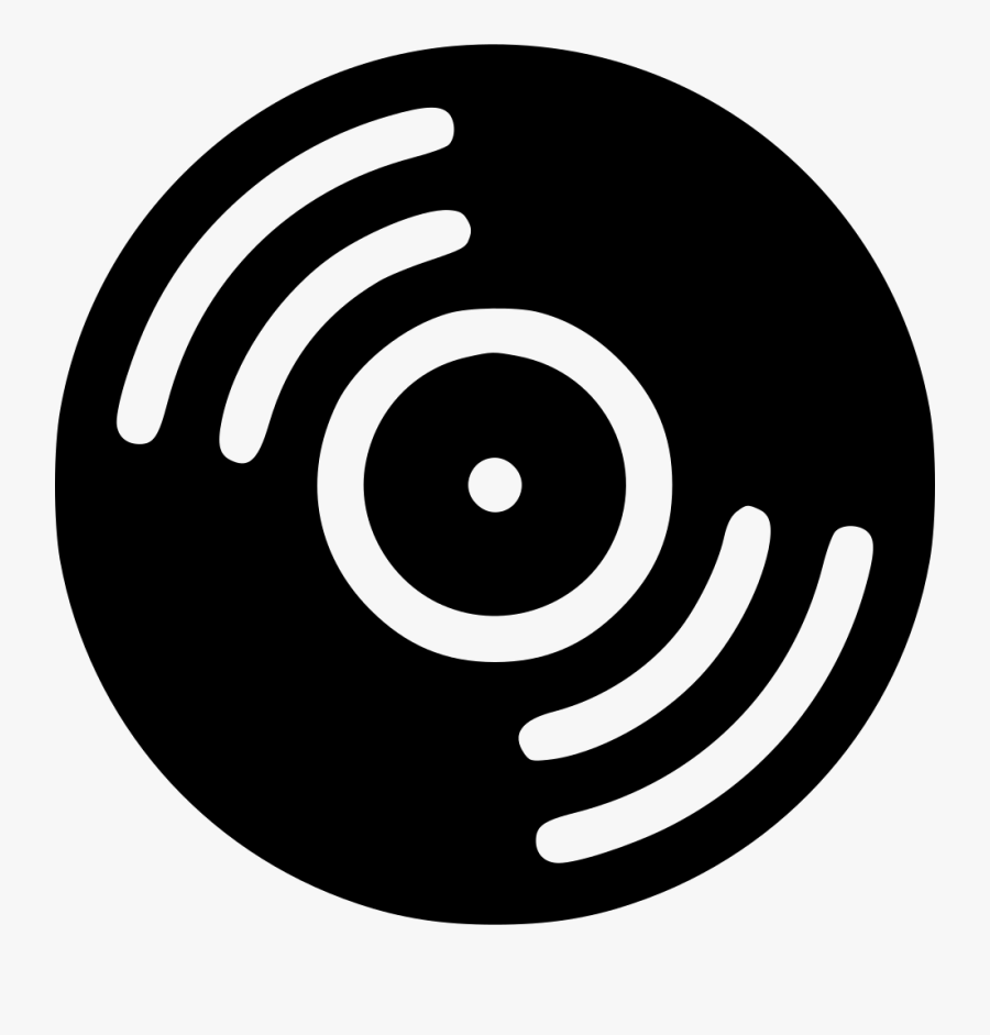 Vinyl Svg Png Icon Free Download - Vinyl Icon Png Free, Transparent Clipart