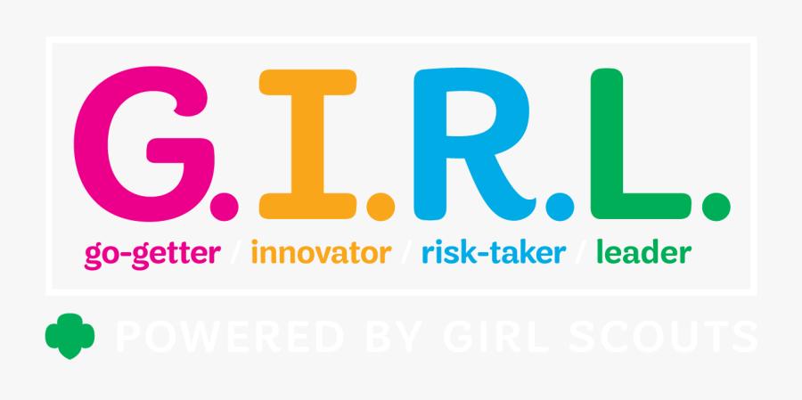 Clip Art Girl Scout Logo Images - Girl Scout Logos, Transparent Clipart