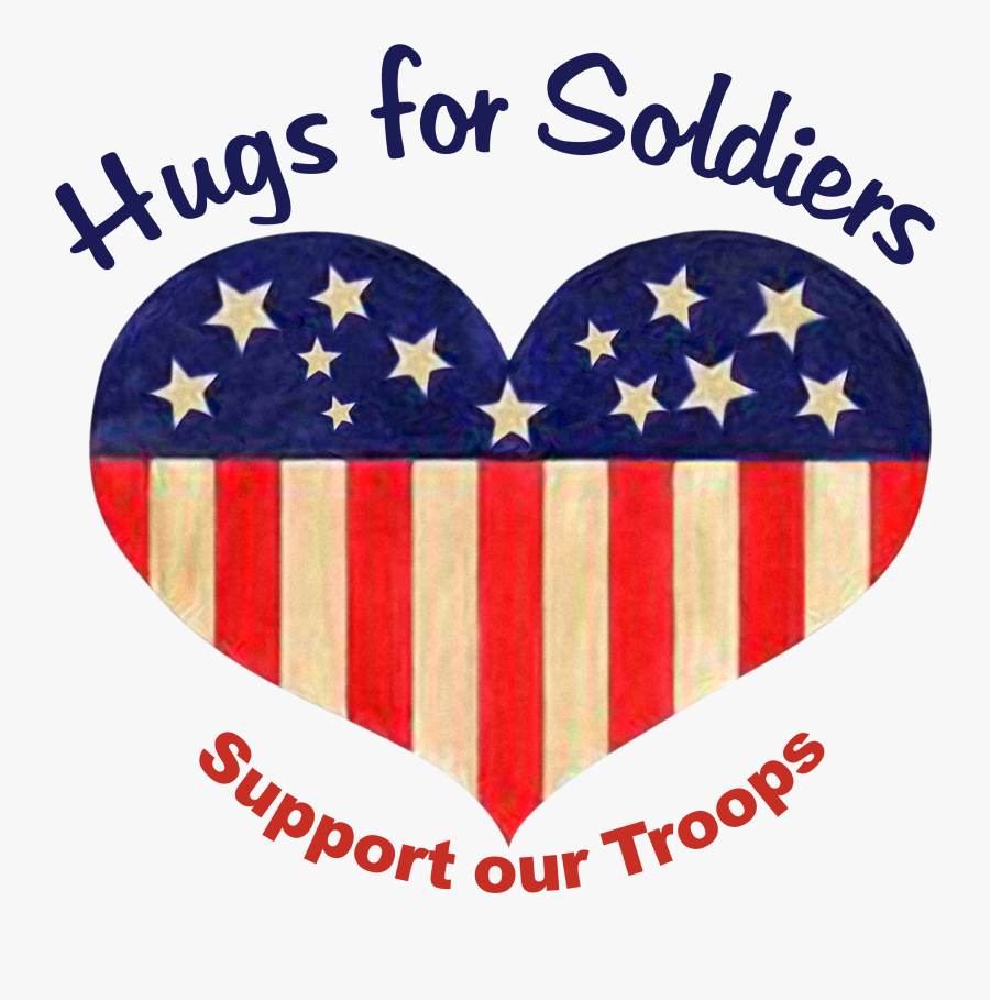Hugs For Soldiers - Girl Scout Cookies For Military, Transparent Clipart