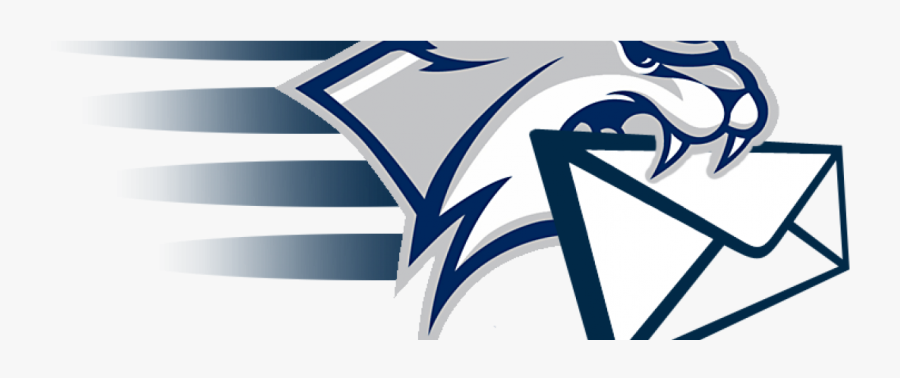 Wildcats Email Icon - University Of New Hampshire, Transparent Clipart