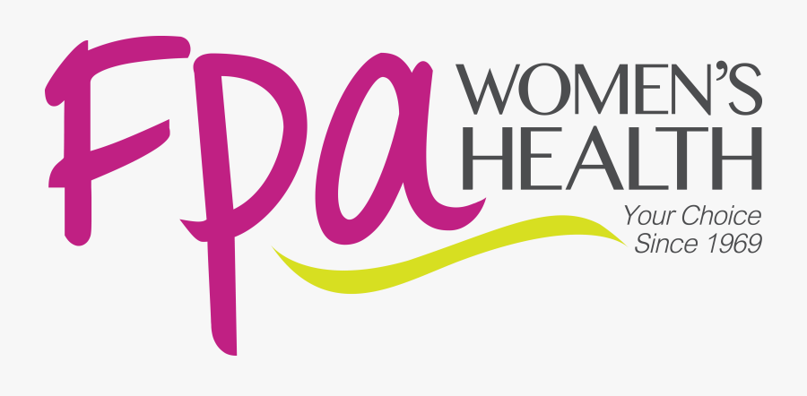 "Fpa Women""s Health - Fpa Women's Health Center, Transparent Clipart"
