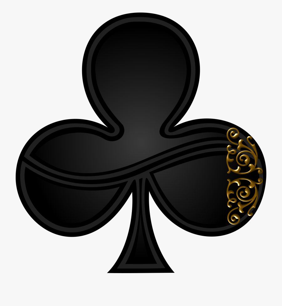 Transparent Card Players Clipart - King Of Clubs Logo, Transparent Clipart