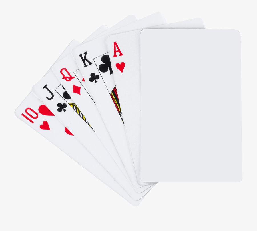 Playing Cards Png - Playing Cards Transparent Background, Transparent Clipart