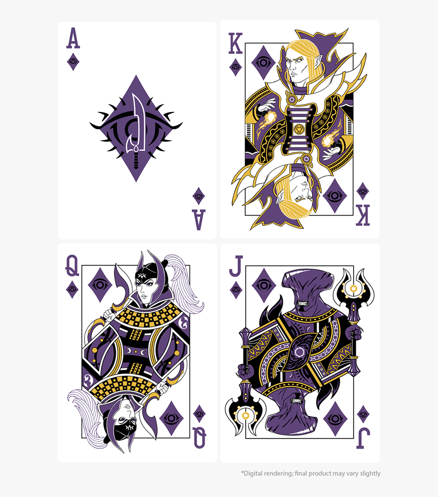 Playing Cards Pictures - Dota 2 Playing Cards Series 2, Transparent Clipart