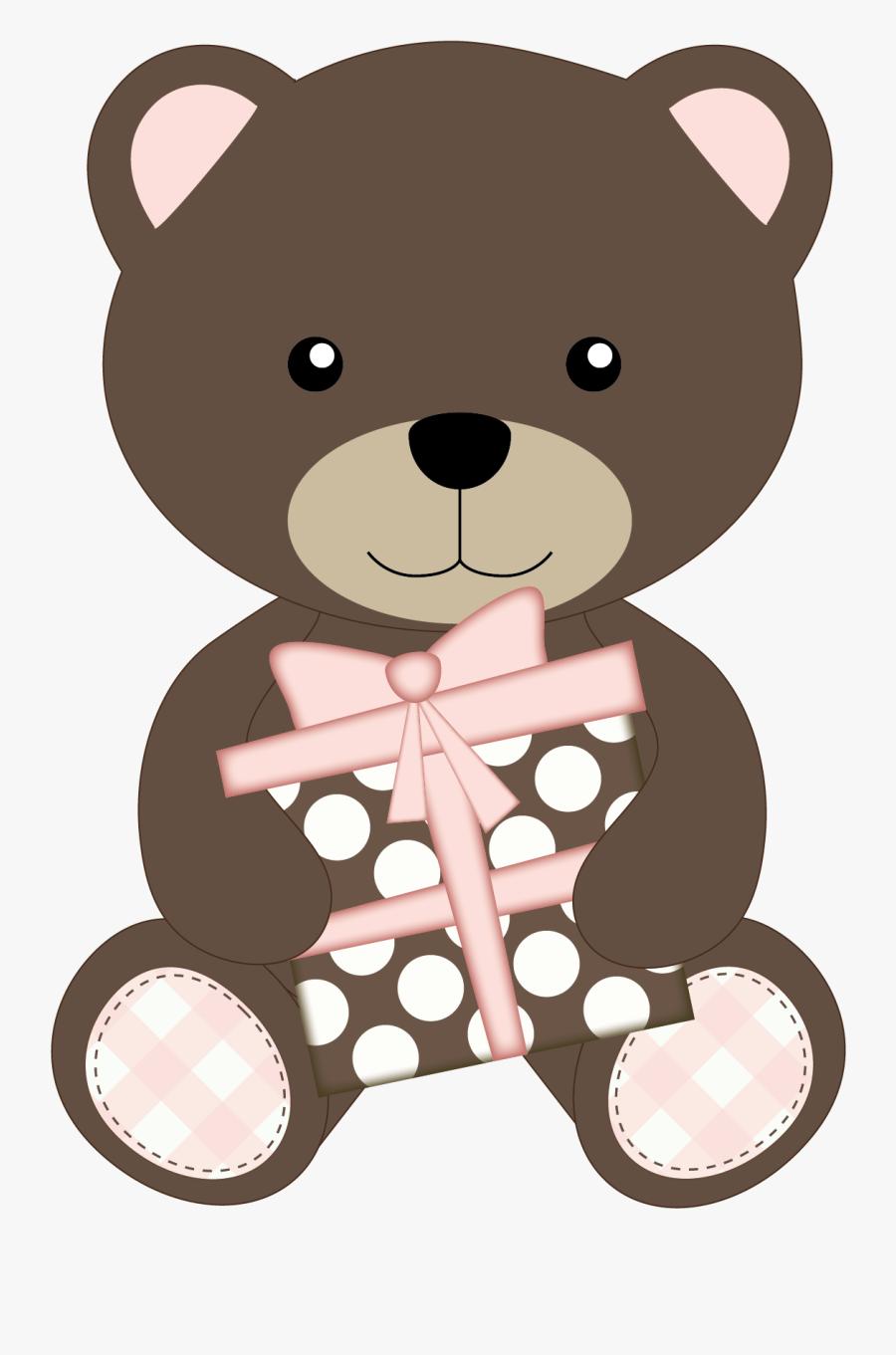 Http - //danimfalcao - Minus - Com/mygimocebbww - Cute - Baby Shower Teddy Bear Clip Art, Transparent Clipart