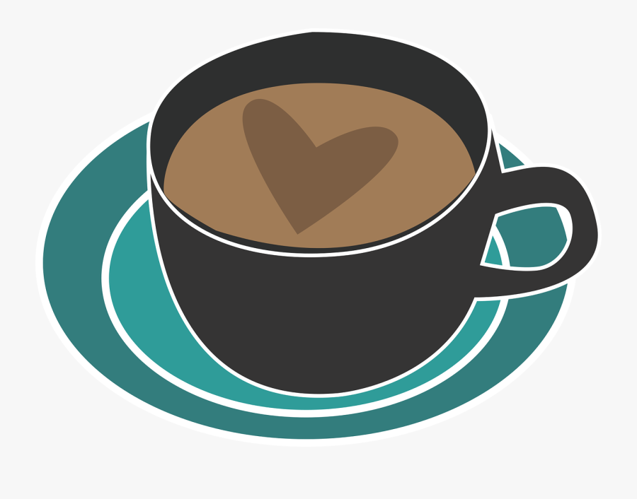 Coffee, Cup, Drink, Infusion - Cappuccino Coffee Cup Vector Png, Transparent Clipart