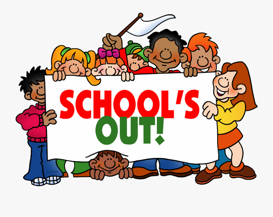 "School""s Out - Break Up From School, Transparent Clipart"