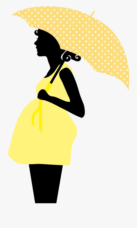 Clip Art Pregnant Woman Clip Art - Pregnant Woman Clipart Png, Transparent Clipart