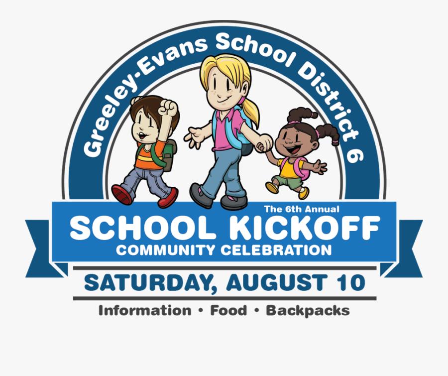 2019 Kickoff Event - Cartoon, Transparent Clipart