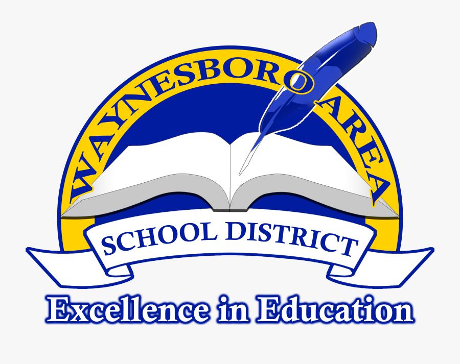 Return Home - Waynesboro Area School District Letterhead, Transparent Clipart