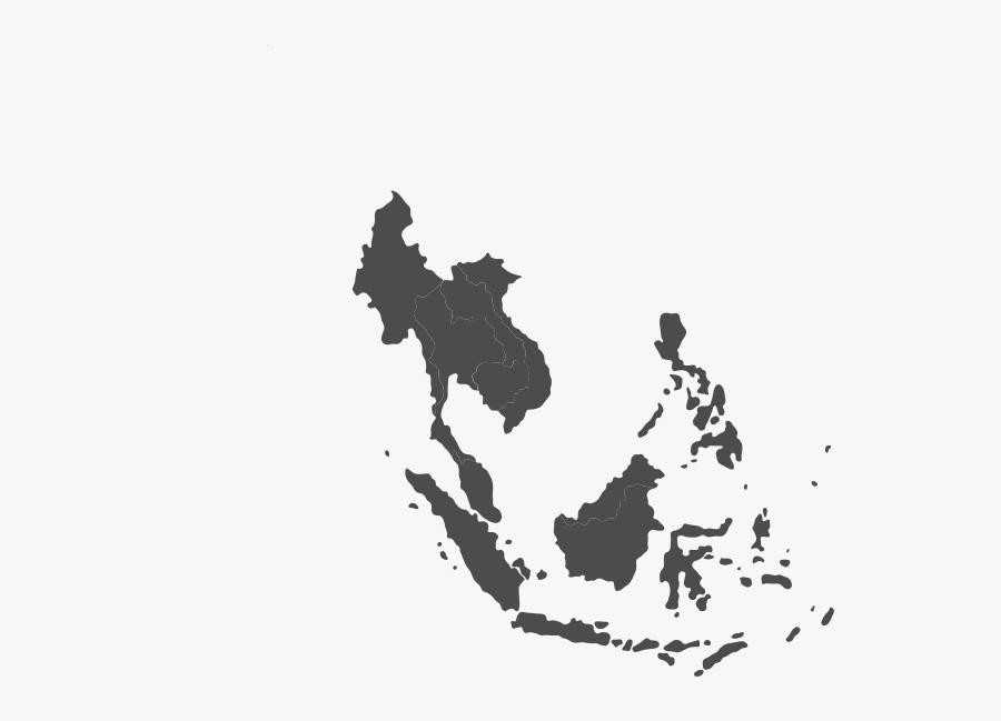 Transparent Asia Clipart - South East Asia Clipart, Transparent Clipart
