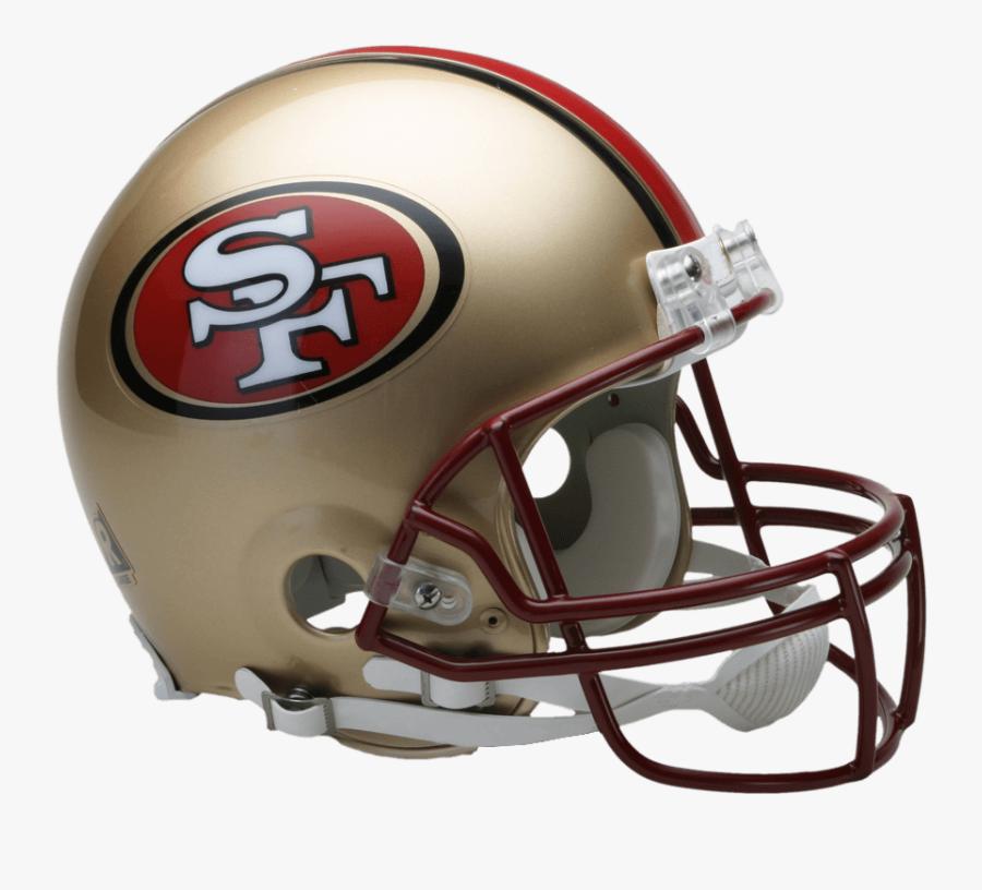 49ers Cliparts Free Download Clip Art - New England Patriots Helmet, Transparent Clipart