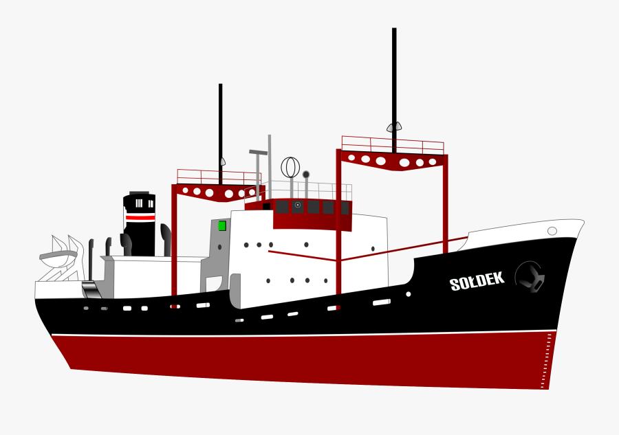 Cargo Ship Container Ship Intermodal Container - Cargo Ship Clipart, Transparent Clipart