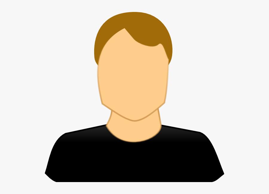 Male Teacher 2 Clip Art - Male User, Transparent Clipart