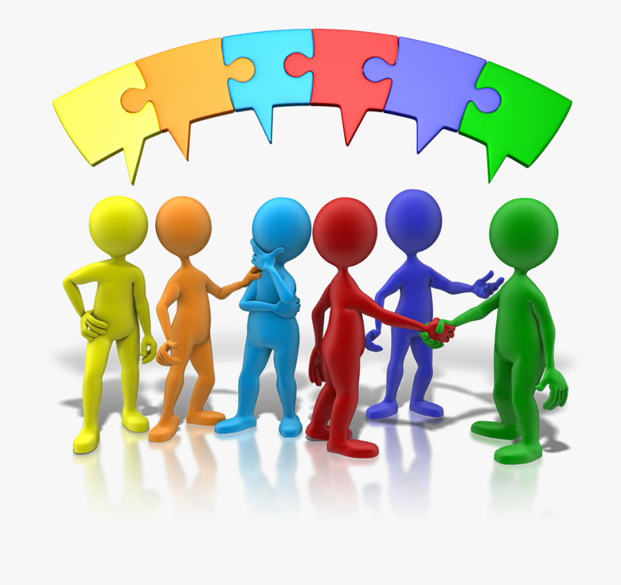 19 Group Of People Talking Free Huge Freebie Download - Team Learning, Transparent Clipart