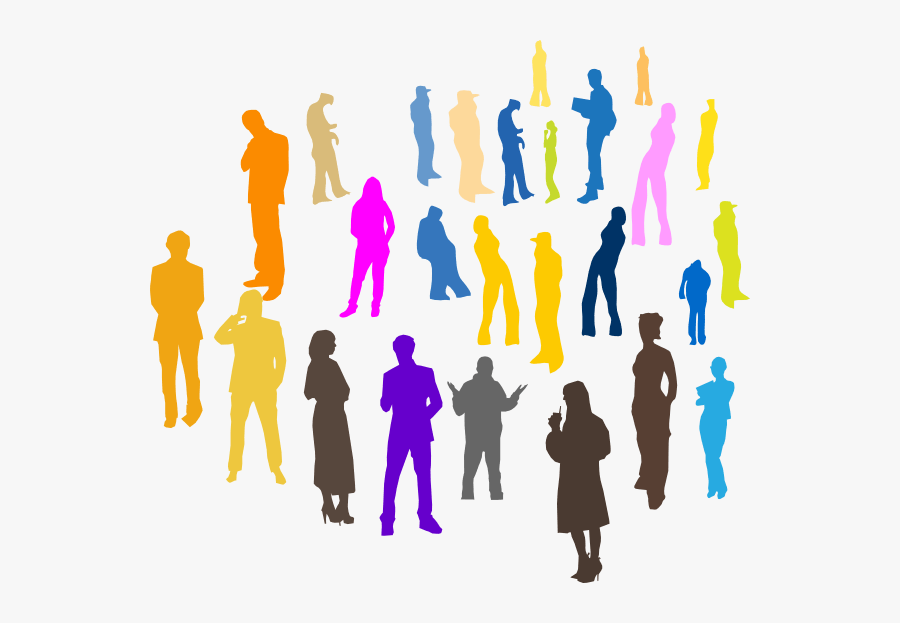 People Socializing Clipart - People Clipart Png, Transparent Clipart