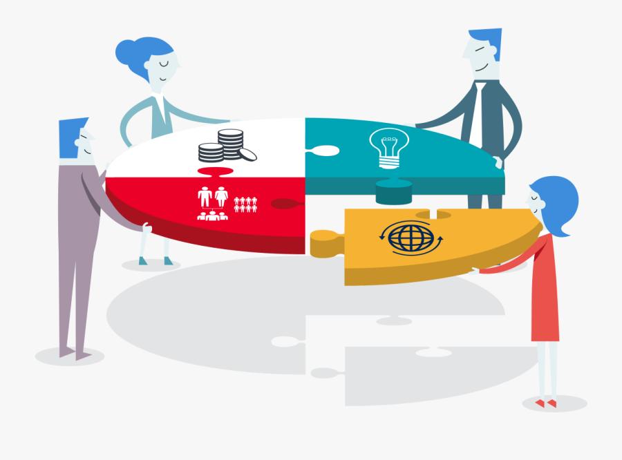 Image - التحالف الاستراتيجي بين الشركات, Transparent Clipart