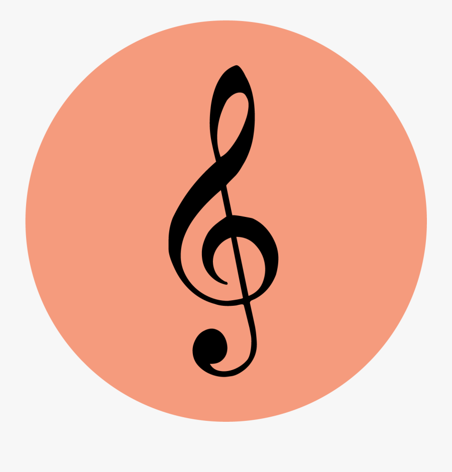 Transparent Child Playing Piano Clipart - Music Note Looks Like S, Transparent Clipart