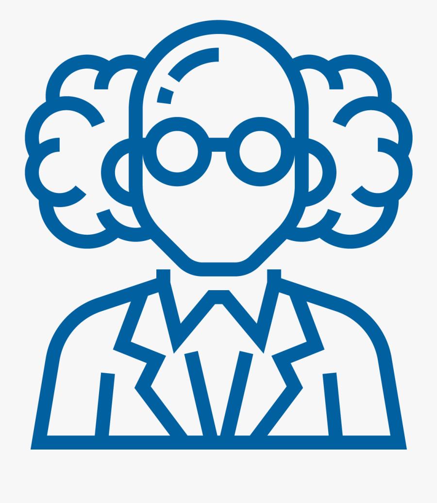 Testimonial Head Shot - Icon, Transparent Clipart