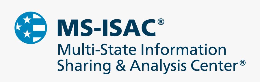 Ms Isac Logo - Multi State Information Sharing And Analysis Center, Transparent Clipart