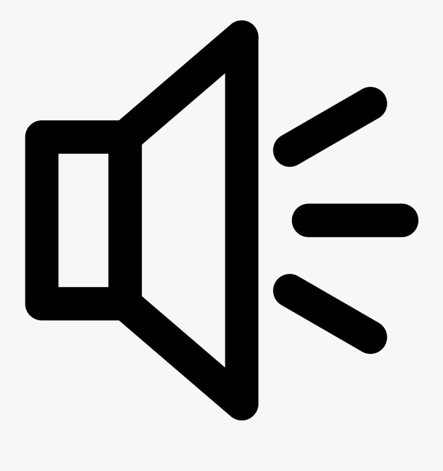 Phone Speaker Icons, Transparent Clipart
