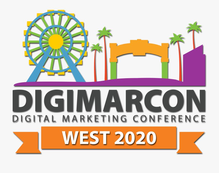 Digimarcon Digital Marketing Conferences - Digimarcon West 2019, Transparent Clipart