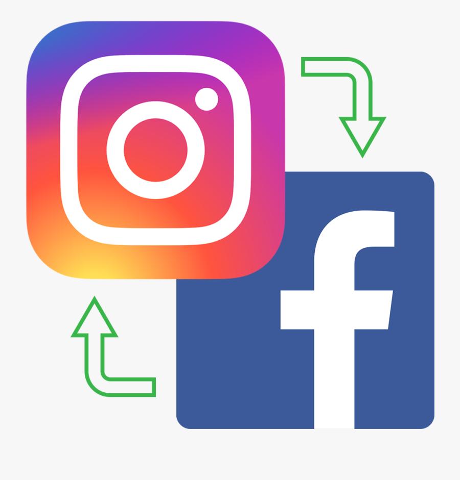 Transparent Instagram Icon Clipart - Fb Logo Small Png , Free Transparent  Clipart - ClipartKey