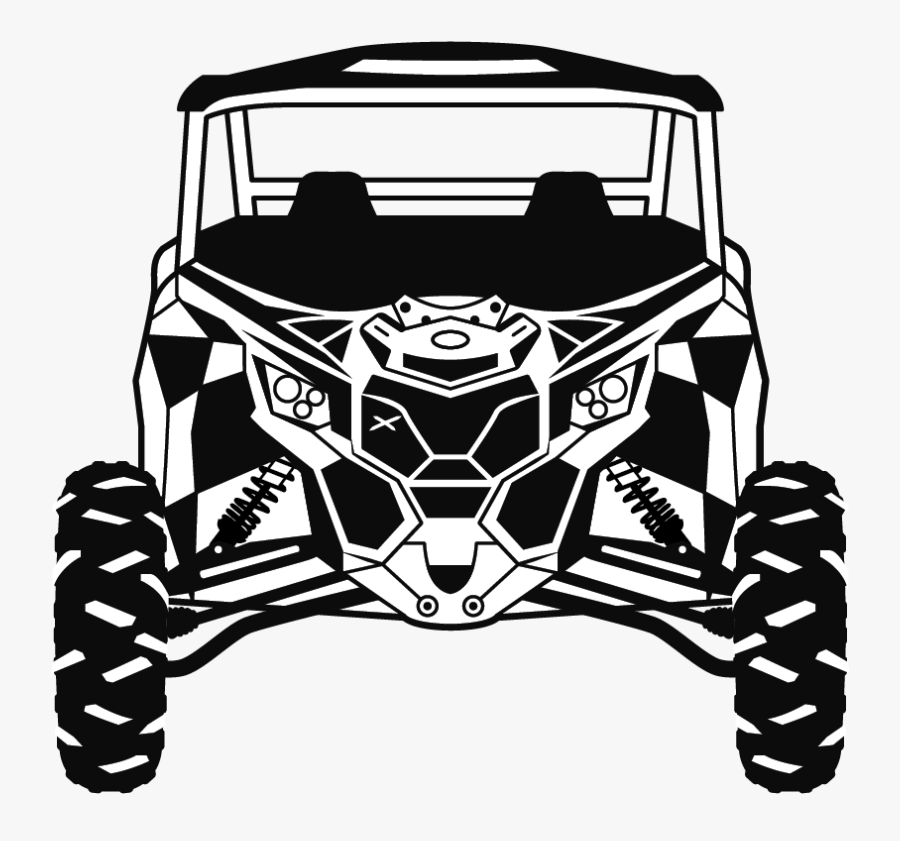 Can Am Suspension Side By Side Utv Clipart Free Transparent Clipart Clipartkey