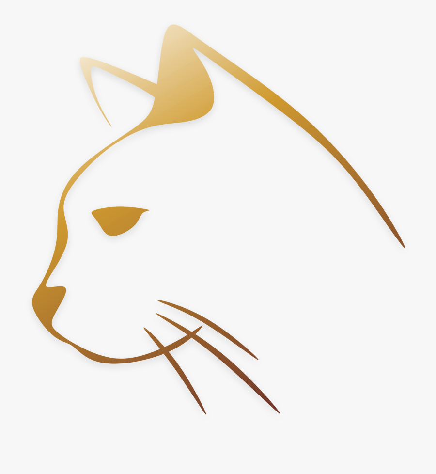 Transparent Gato Clipart - Png Cat Icon, Transparent Clipart