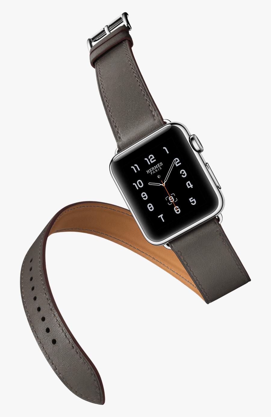 Hermes Apple Watch - Hermes Bracelet Apple Watch Strap, Transparent Clipart