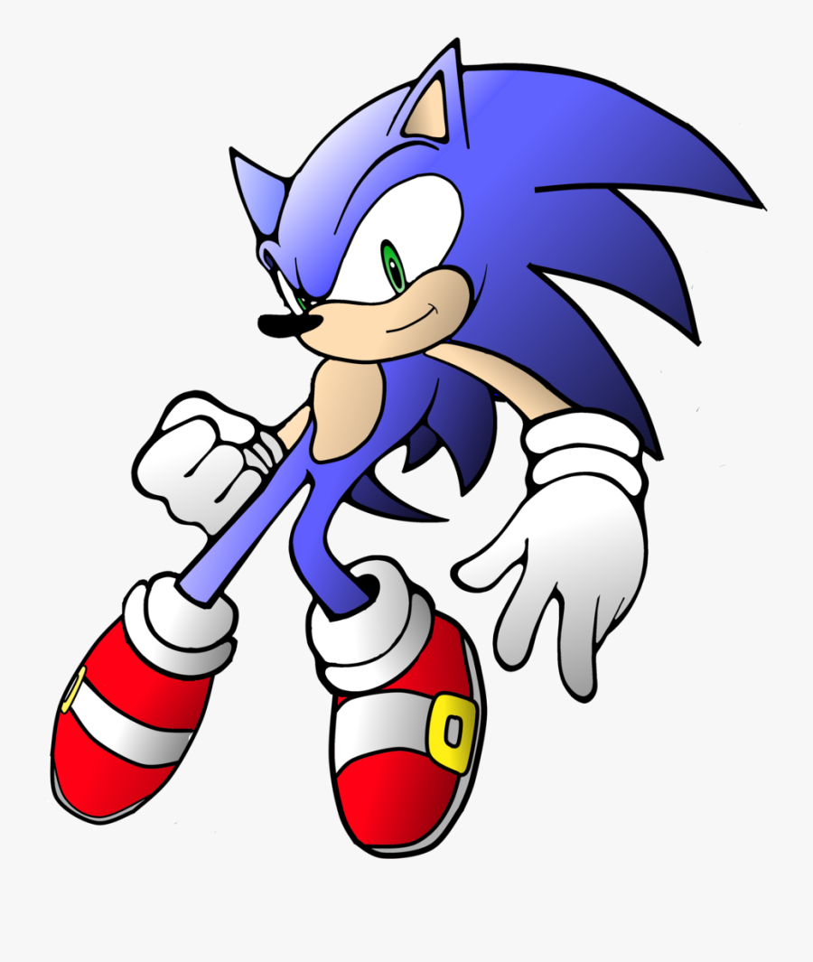 Sonic Clip Art Sonic Coloring Pages Free Transparent Clipart Clipartkey