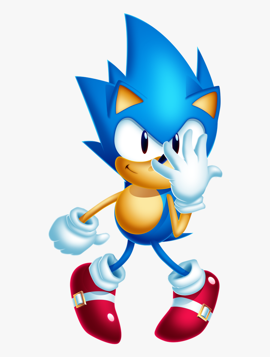Toei Sonic Sonic Classic Clipart Png Download Sonic Mania Sonic Free Transparent Clipart Clipartkey