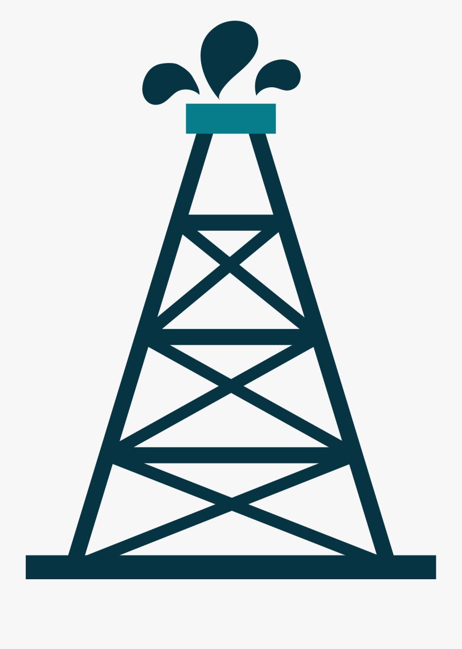 Petroleum Industry Engineering Rig - Wells Bar San Antonio, Transparent Clipart