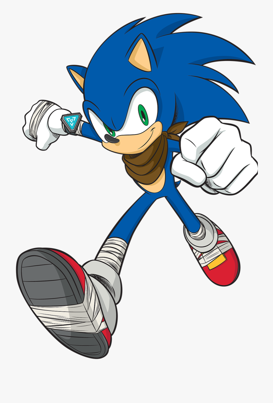 Sonic 2d Sonic Boom Render Sonic Boom Sonic Free Transparent Clipart Clipartkey