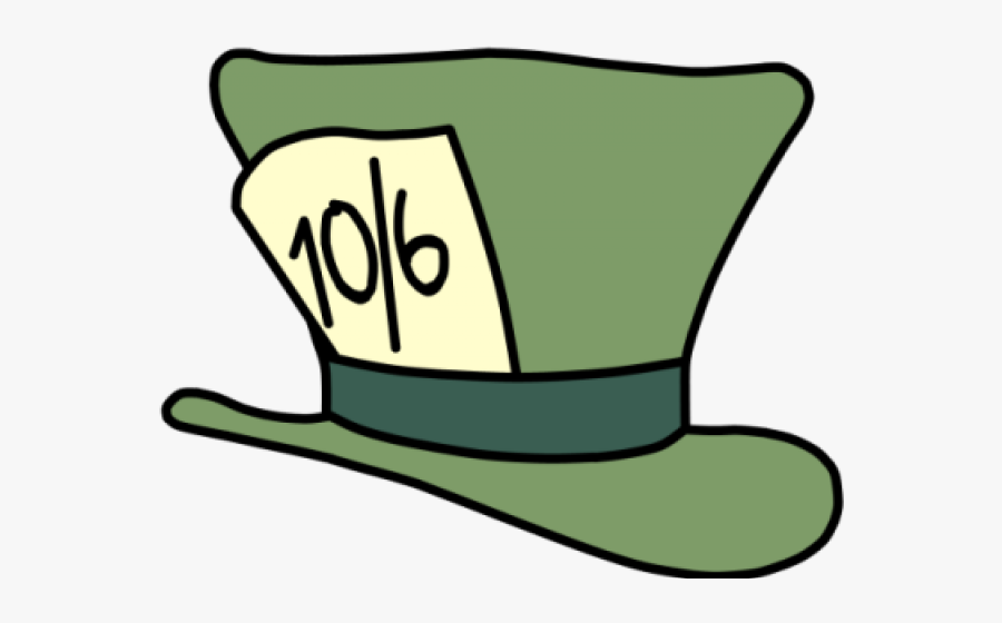 Mad Hatter Clipart Mad Hatter Hat Clip Art Free Transparent Clipart Clipartkey