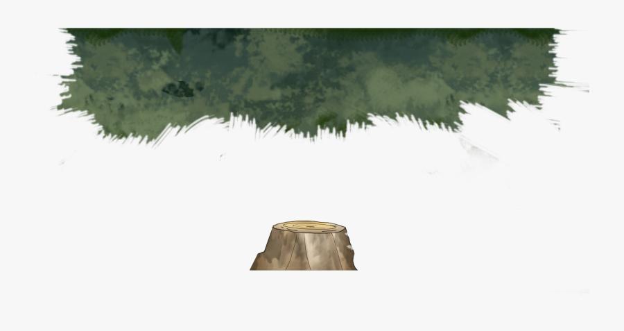 Transparent Tree Stump Clipart Black And White - Tree Stump, Transparent Clipart