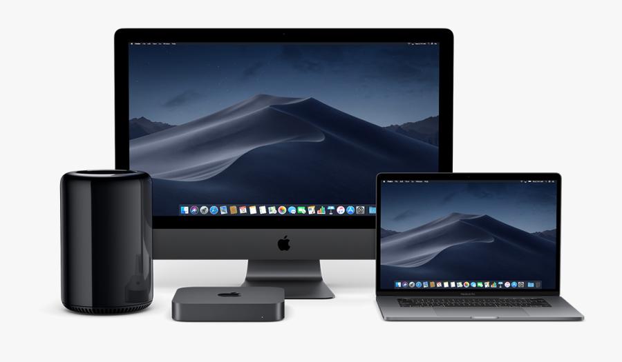 Transparent Clipart For Macintosh - Apple Mac, Transparent Clipart