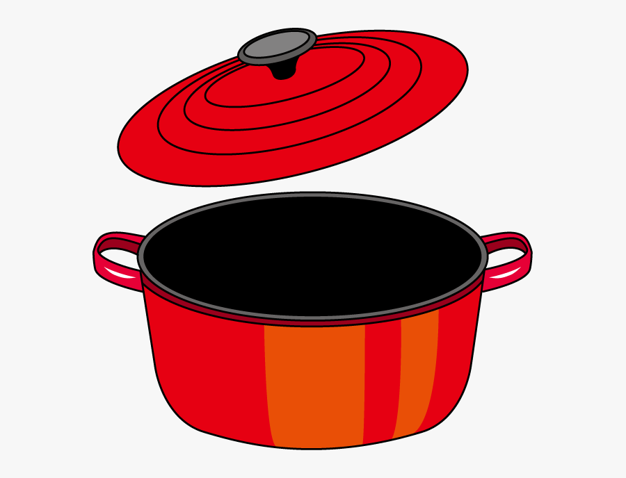 Cooking Pot Illustration, Transparent Clipart